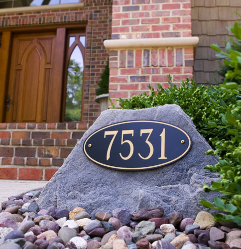 address rock